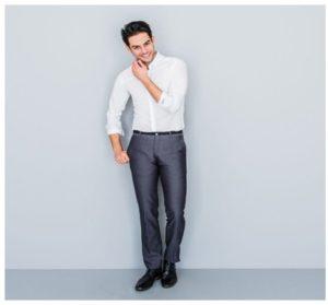 Detalles de vestir estilo masculino