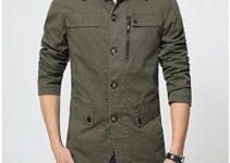 Prendas básicas de ropa de estilo masculino