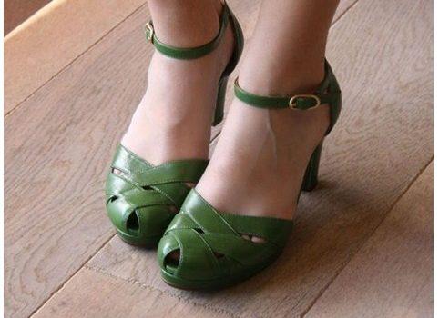 Tipos de zapatos femeninos