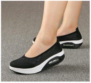Combinaciones de zapatos femeninos