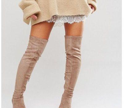 Combinaciones perfectas con botas altas