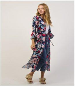 Cómo combinar los kimonos
