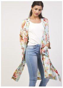 Popularidad de los kimonos