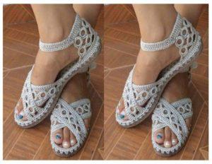 Beneficios de los Zapatos tejidos al estilo casual