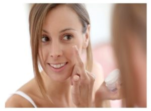 Tratar defectos en la piel