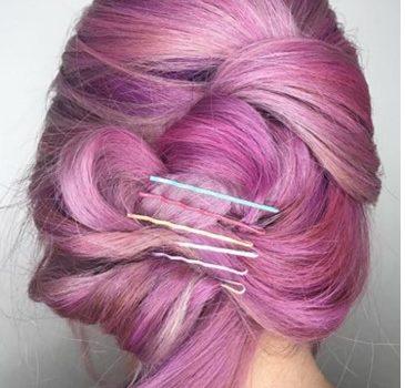 Cómo hacer peinados con horquillas