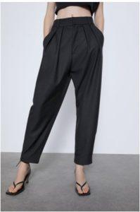 Los pantalones slouchy como tendencia
