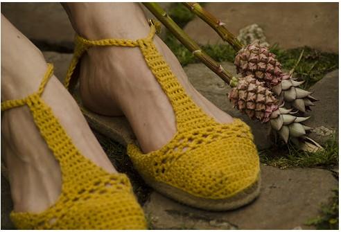 Mejores Zapatos de Crochet